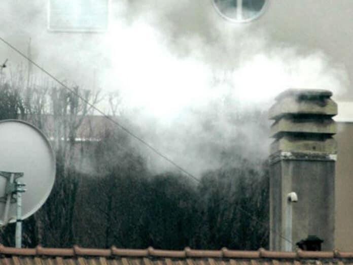 inquinamento comignolo