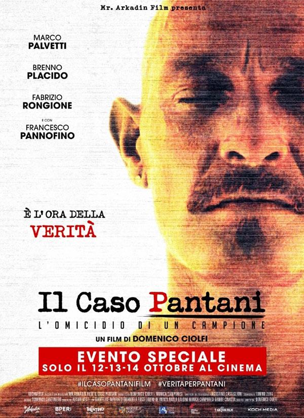 Il caso Pantani Il film