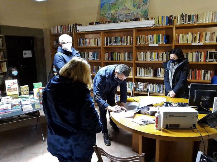 """Poli, inaugurata la biblioteca comunale e sottoscritto il """"Patto per la lettura"""""""